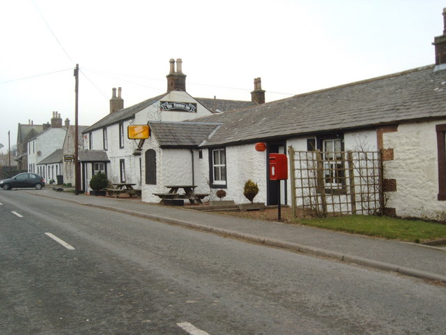 Clarencefield Post Office and The Farmers Inn