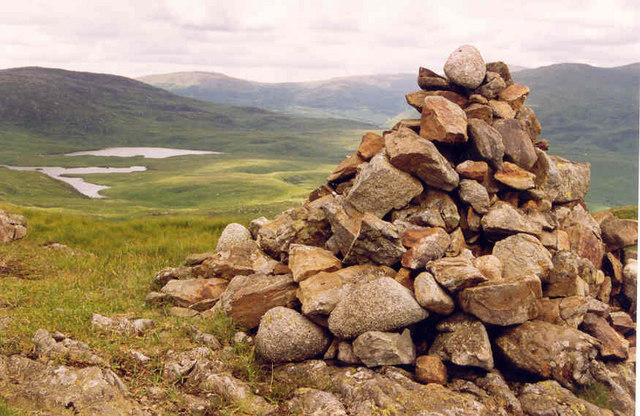 Buchan Hill Cairn