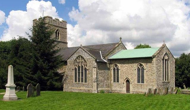 St Peter & St Paul, Wendling, Norfolk