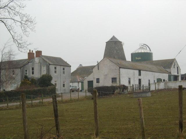 Mouswald Grange