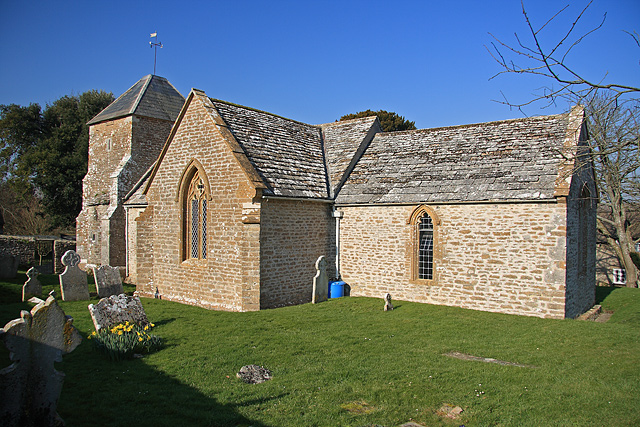 Parish Church of St Mary - Puncknowle
