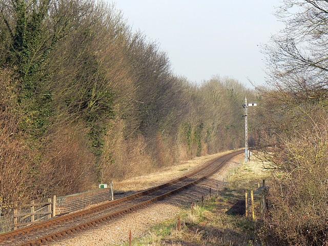 Mid Hants Railway (Watercress Line),  near New Alresford