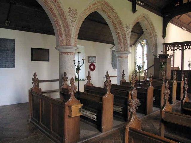 All Saints Church, Threxton, Norfolk