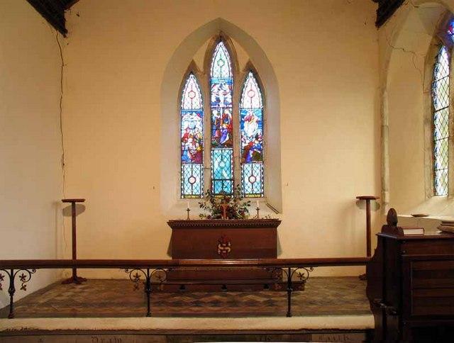 All Saints Church, Threxton, Norfolk - Sanctuary