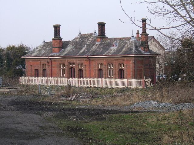 The Old Waverton Railway Station
