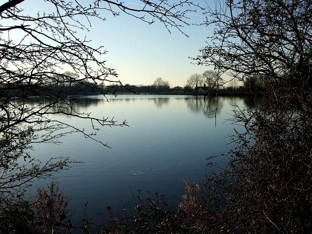 Tringford Reservoir