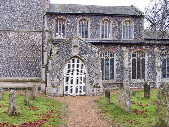 All Saints Church, Hilborough, Norfolk
