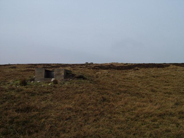 Grouse Butts on Arnside Hill