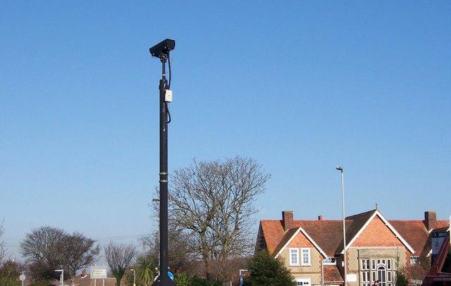 Surveillance camera-Stubbington