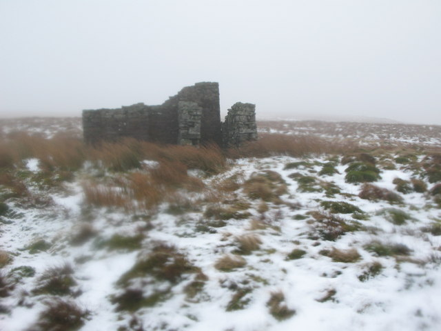 Ruin on Sedling Fell (2)