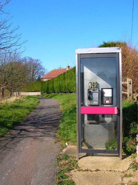 Telephone Box, Park Street