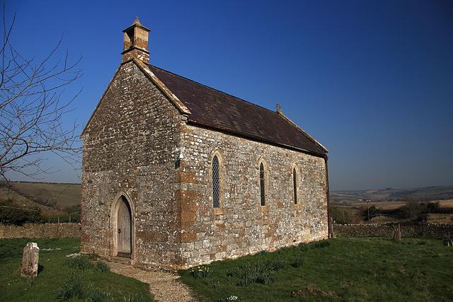 Parish Church of St Basil - Toller Fratrum