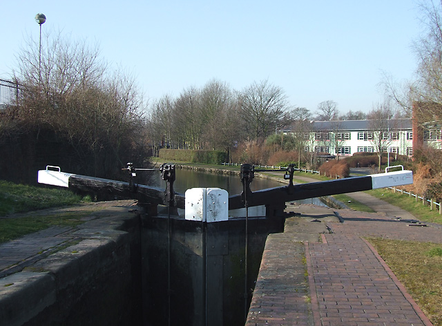 Wolverhampton Locks No 14
