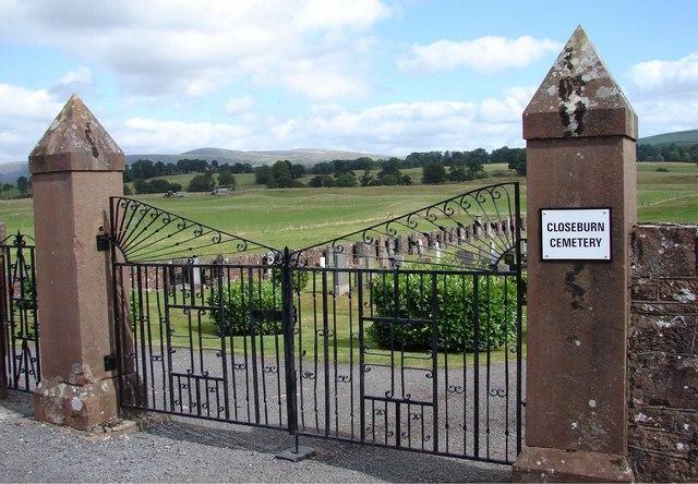 Closeburn Cemetery