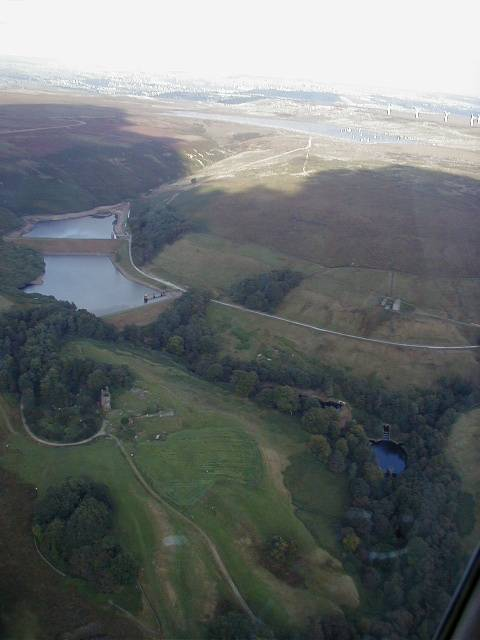 Dean Head Reservoir