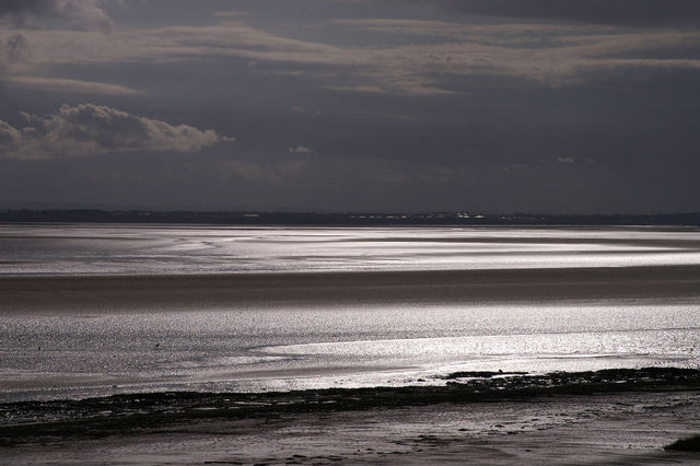 River Mersey at Hale Head