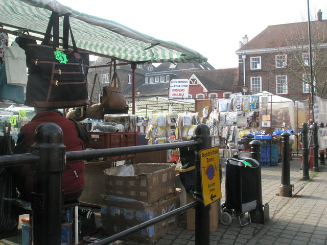 Petersfield Market