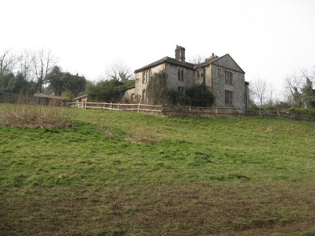 Footpath View of Raper Lodge