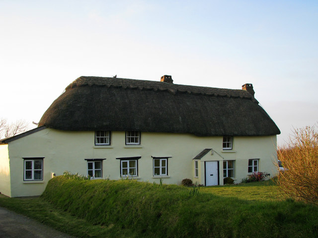 Cottage at Goran Down