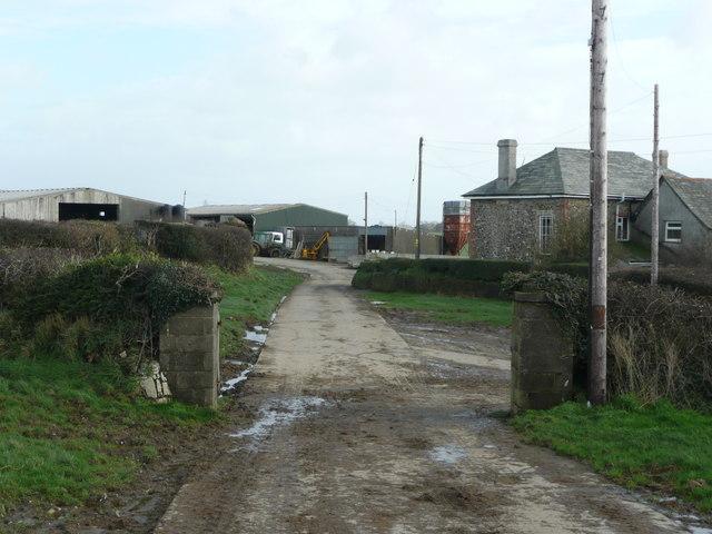 East Balsdon Farm