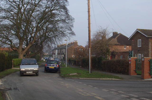 Church Road, Molescroft