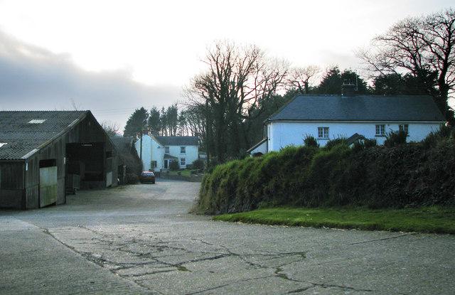 Stilworthy Farm, North Devon