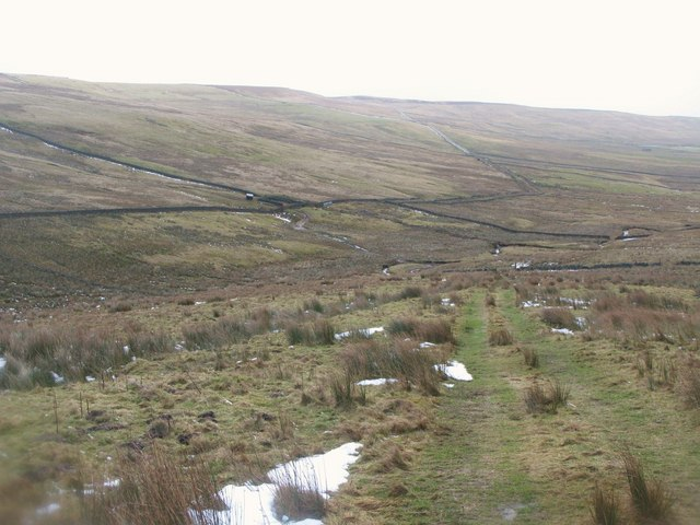 The valley of Middlehope Burn (2)