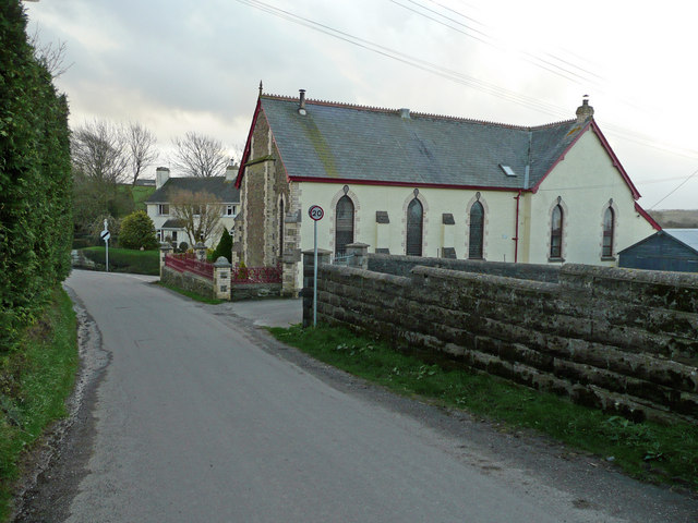 Yarnscombe Methodist church