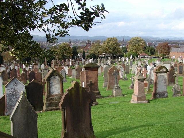 Dumfries Cemetery