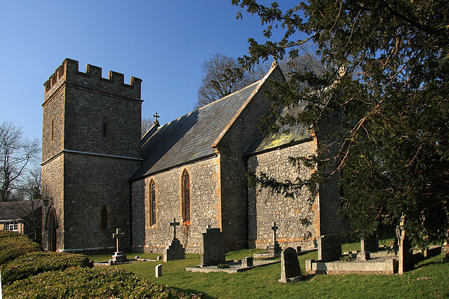 St John's Church - Toller Whelme