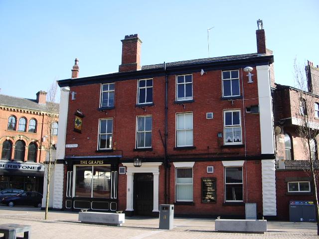 The Grapes, 108 Northgate, Blackburn