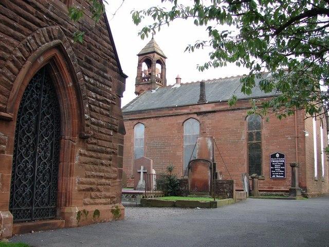 Troqueer Parish Church, Dumfries