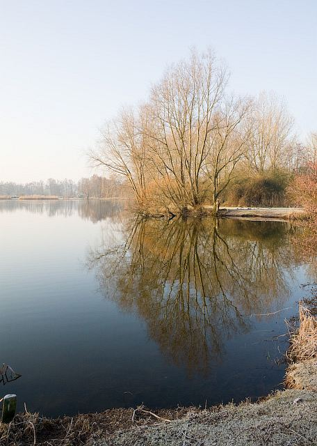 Broadlands Lake, Nursling