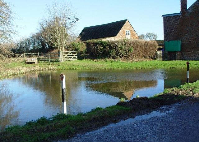 The Village Pond, Bentley