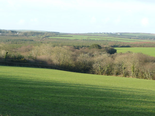 View over Clifford Water