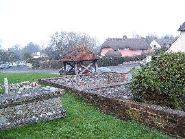 Village Pound, Coombe Bissett