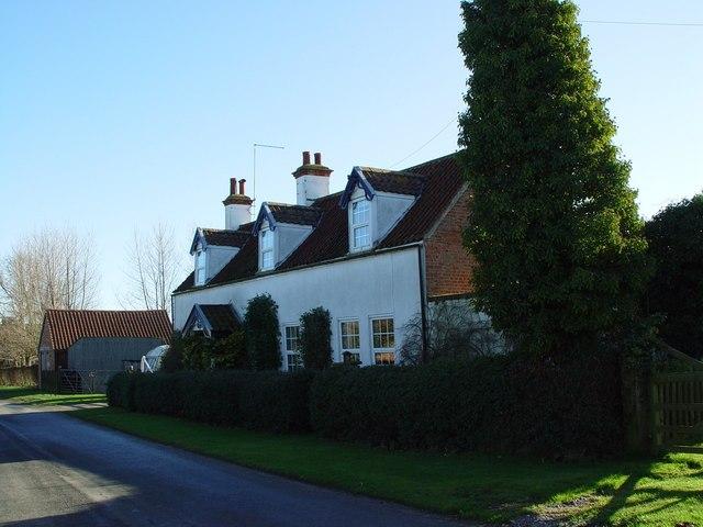 White Cottage, Bentley