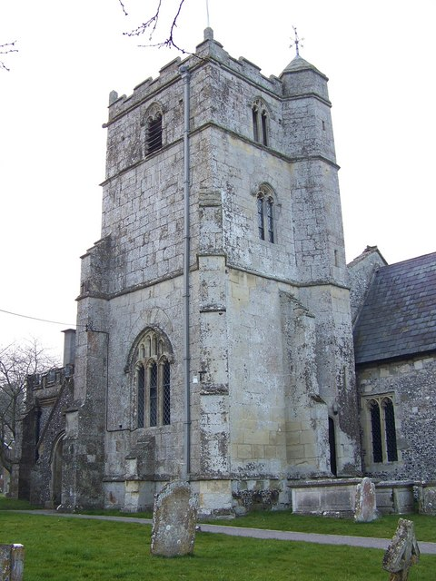 Tower, St Michael and All Angels, Coombe Bissett