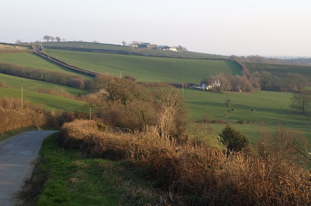 Below Gratton Cross