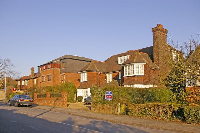 Uplands Park Road, Enfield