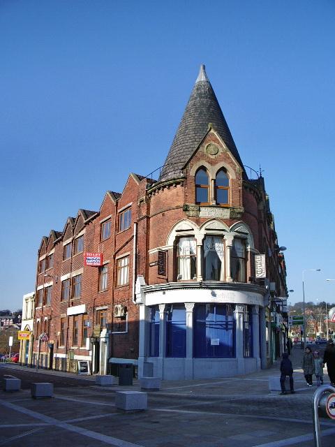 Kensington Place, Blackburn