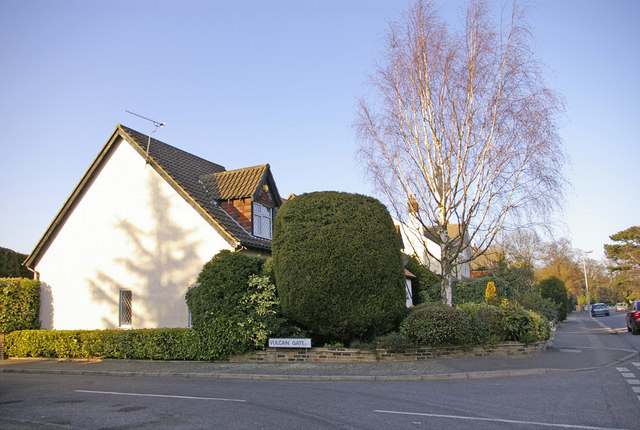 Vulcan Gate, Enfield