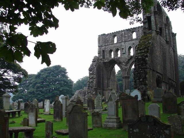 Dundrennan Abbey Churchyard