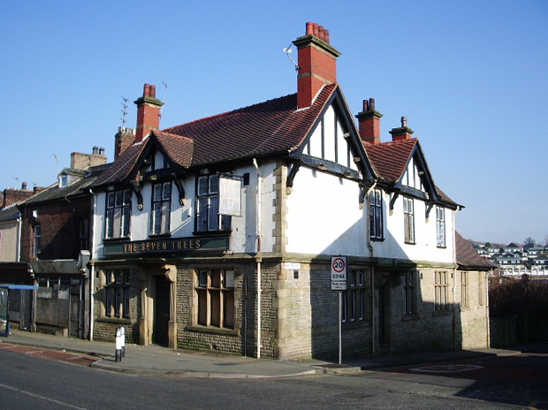 The Seven Trees, Whalley New Road, Blackburn