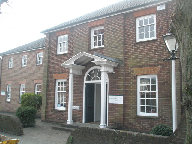 Solicitors Office in St Peter's Road