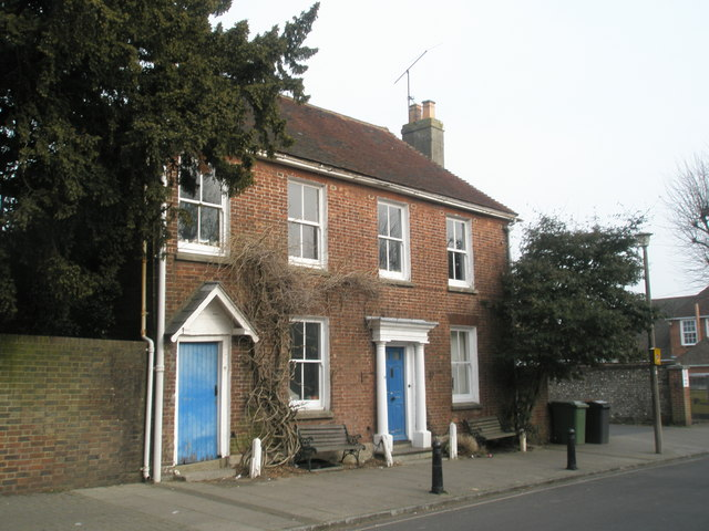 Just another Georgian house
