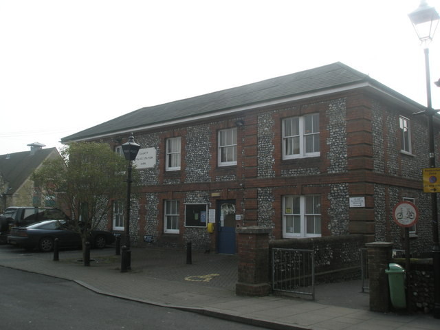 Petersfield Police Station
