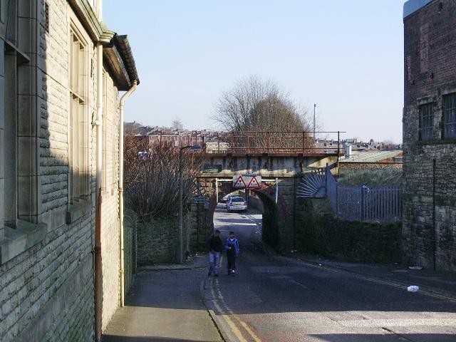Willow Street, Blackburn