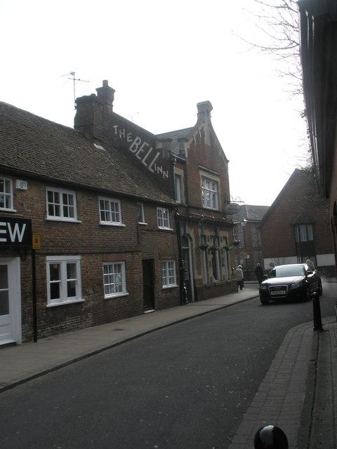 """Formerly """"The Bell Inn"""""""