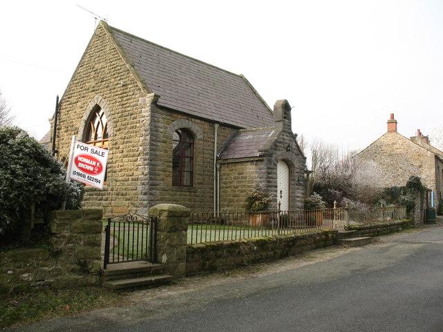 The Old School, Constable Burton